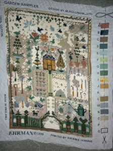 The house tapestry