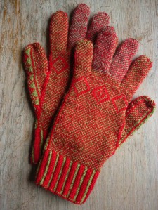 Steve's glove